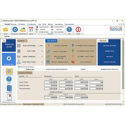OdaCompta Pro Logiciel de  comptabilité Système Normal