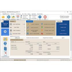 OdaCompta Pro Logiciel de  comptabilité Système Normal 3
